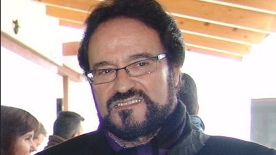 El exalcalde de Villanueva, Francisco Tébar   SOLIENSES
