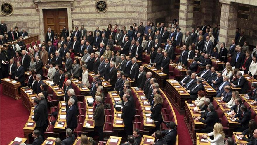 El Parlamento griego inicia la legislatura con mayoría izquierdista por primera vez