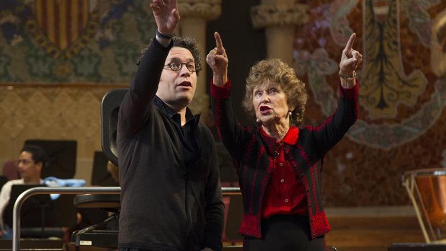Dudamel: En un mundo tan caótico interpretar a Beethoven cobra más fuerza