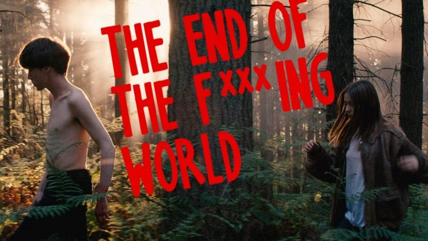 'The End of the F***ing World': la pequeña Thelma y Louise de nuestra generación
