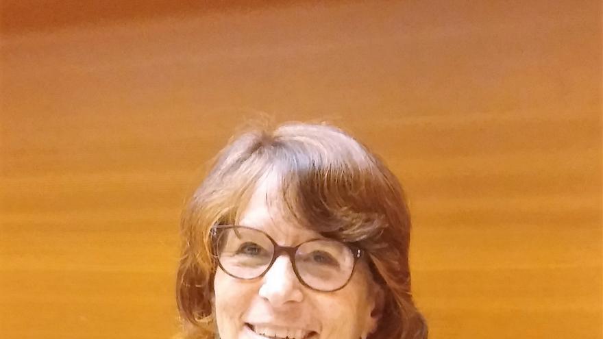 La jurista Esther Giménez.
