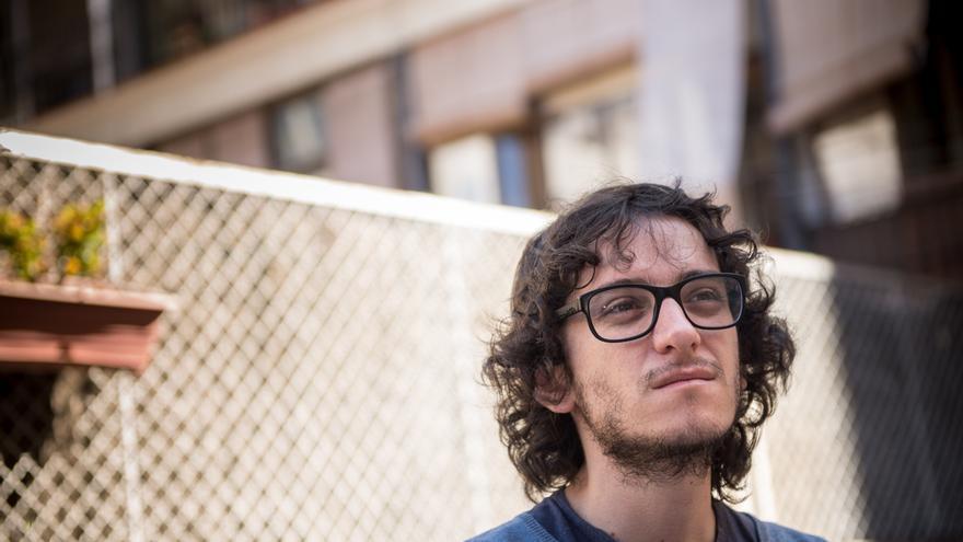 Andrés Peralta, investigador de la Agència de Salut Pública