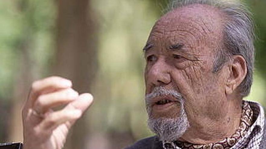 Rafael Arozarena, narrador y poeta canario ya fallecido
