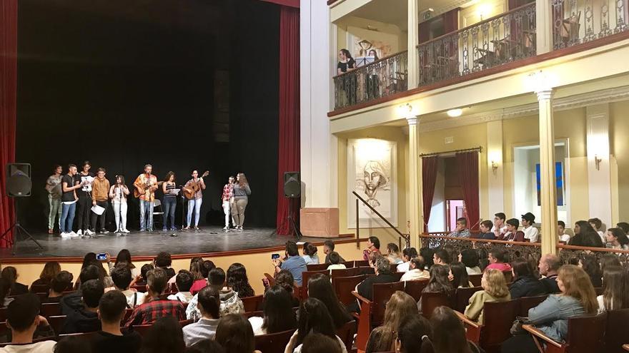 Acto de homenaje sobre el papel de la mujer en la emigración de Canarias a Cuba.