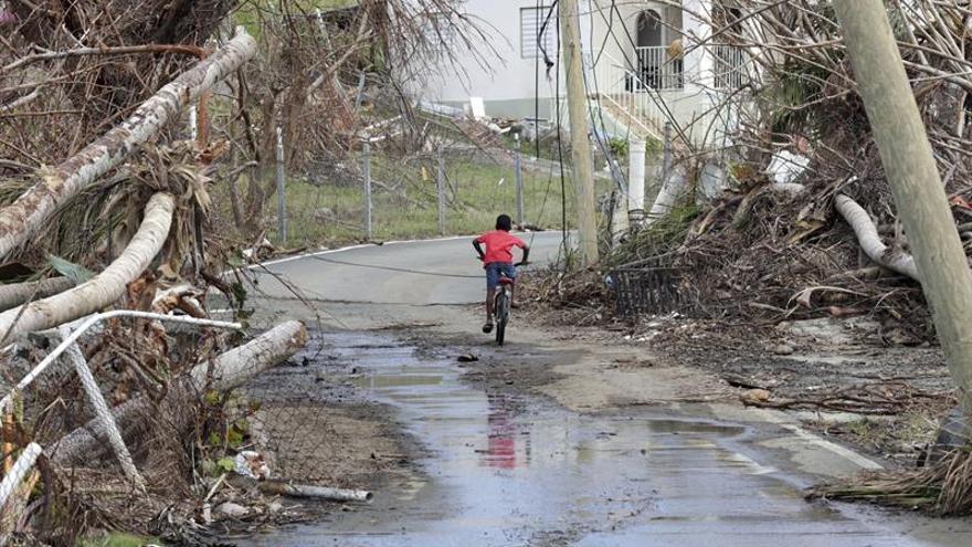 Lloyd's of London estima en 170.000 millones de euros el coste por huracanes