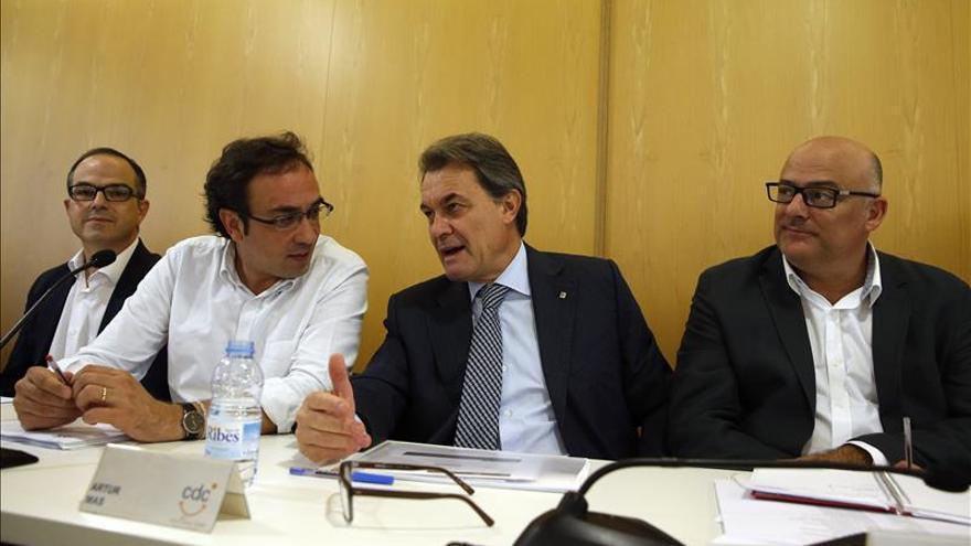 CiU: convocar las elecciones antes del 9N sería desprestigiar la consulta