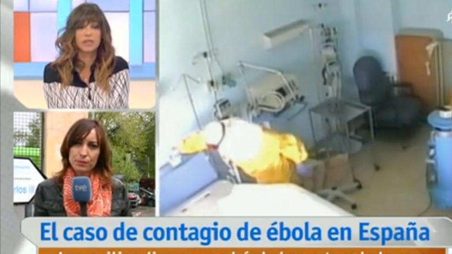 Los sanitarios denuncian la criminalización de la profesional enferma por los políticos y medios de comunicación.