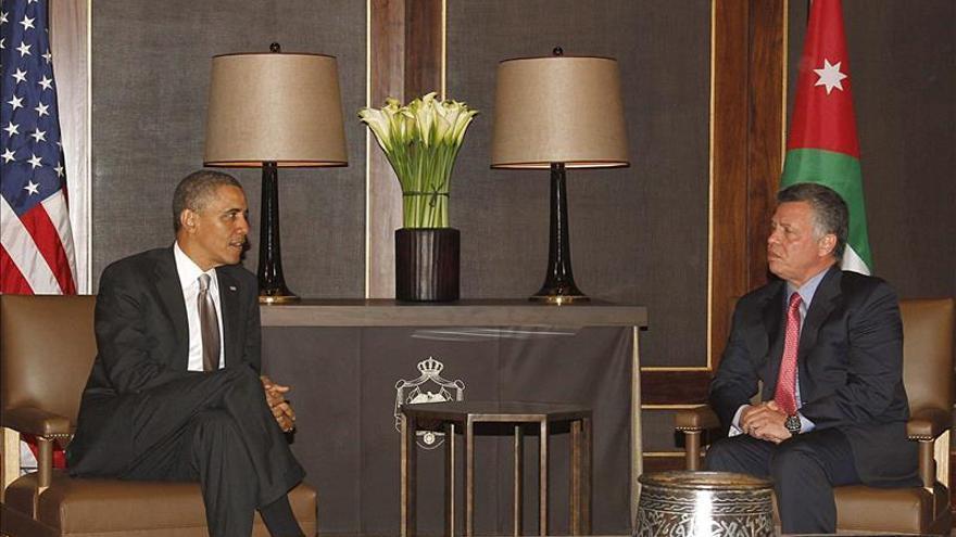 Obama recibirá al rey Abdalá II el 5 de diciembre para tratar de Siria e Irak