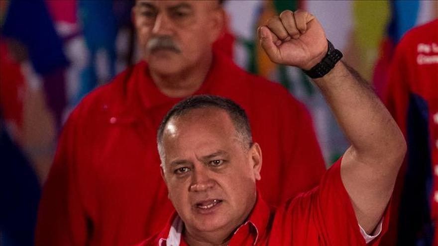 Cabello rechaza una información del WSJ que le vincula con el narcotráfico