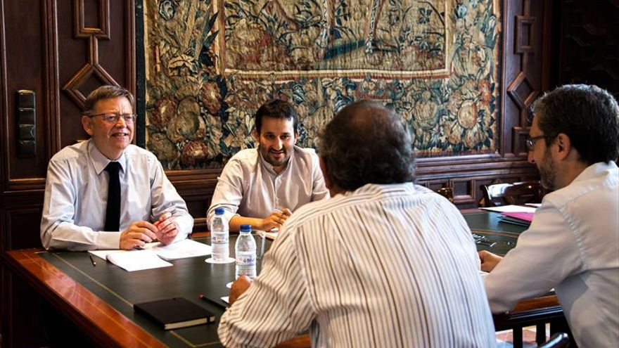 Puig:Los apoyos para gobernar se logran presentando propuestas, no insultando