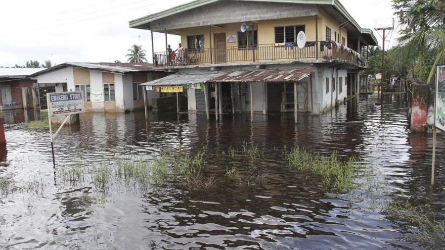 Más de 25.000 desplazados por inundaciones en el sureste de Níger