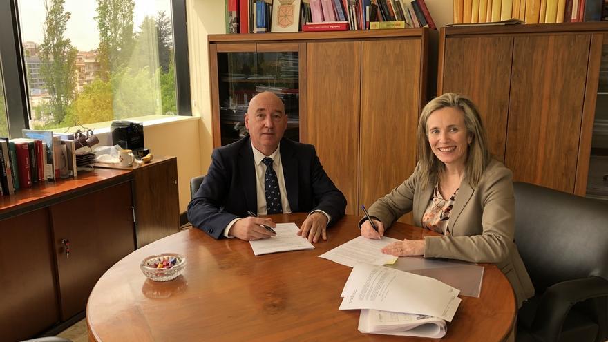El Gobierno foral renueva el convenio con la Fundación Navarra para la Excelencia para impulsar la competitividad