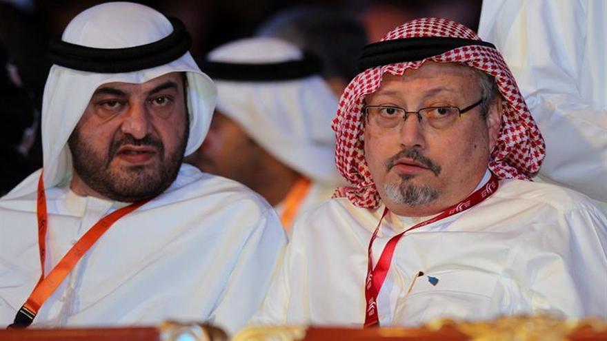 Turquía investiga rol de equipo de 15 saudíes en desaparición de Khashoggi