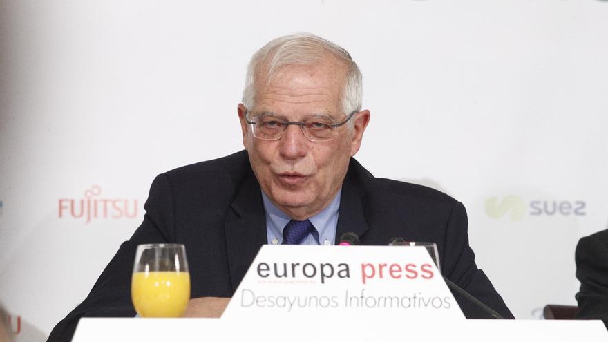 """Borrell cree que los independentistas permitirán la tramitación de los PGE, """"y eso ya es un paso adelante"""""""