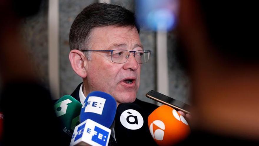 """Puig dice que la sentencia demuestra que el PP fue """"dopado"""" a las elecciones"""