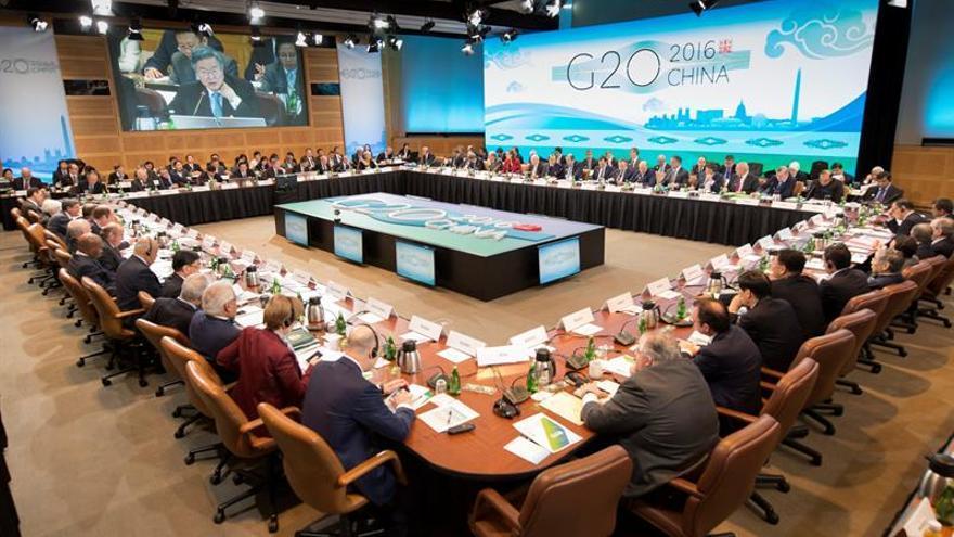 El G20 urge a una aplicación efectiva de las normas globales de transparencia