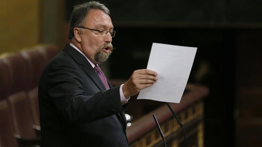 CC, Foro y UPN reiteran su voto a Rajoy y reclaman el desbloqueo de la situación