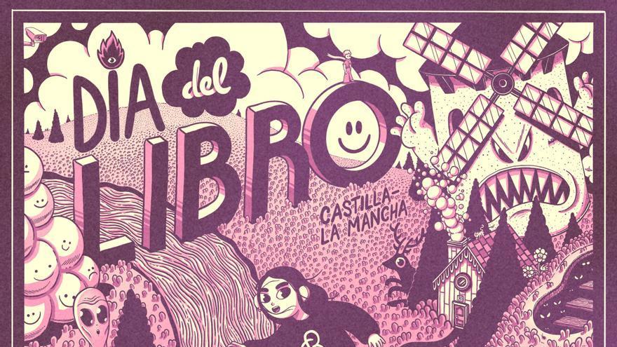 ¿Quieres celebrar el Día del Libro? Aquí tienes todas las posibilidades que te ofrece Castilla-La Mancha