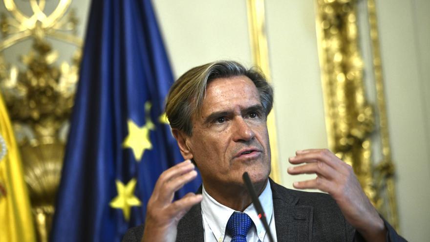 Juan Fernando López-Aguilar en una imagen de archivo.
