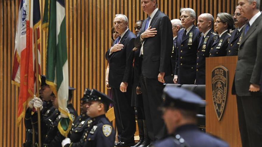 El nuevo jefe de policía de Nueva York espera poder mantener la baja criminalidad