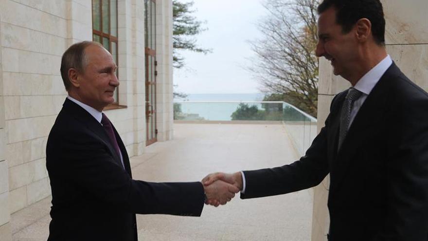 Las facciones sirias rechazan participar en la conferencia propuesta por Rusia