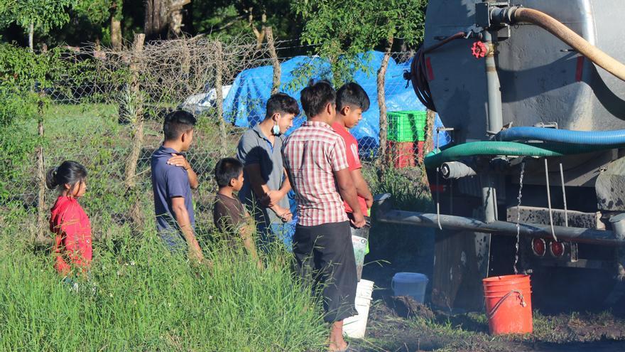 Uno de cada cinco niños en el mundo vive sin agua suficiente, según Unicef