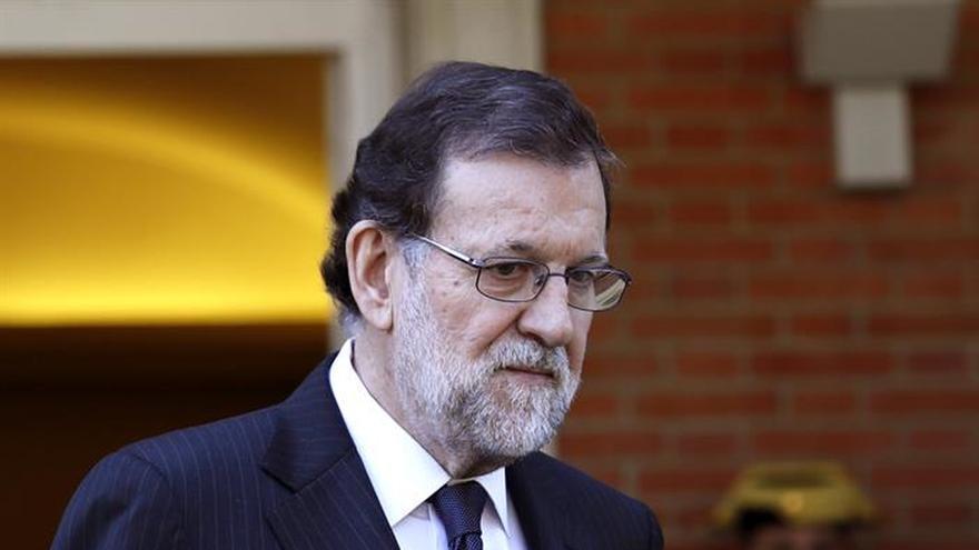 """Rajoy declara su """"afecto y empuje"""" a las cofradías en esta Semana Santa"""