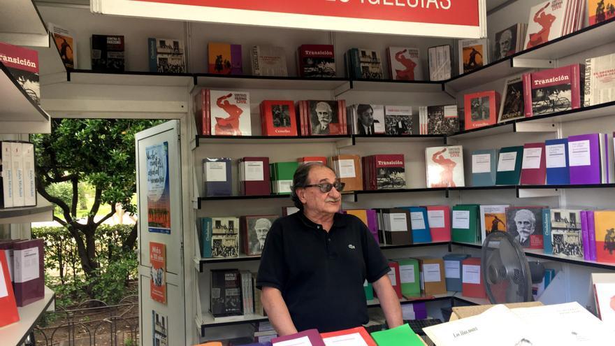 Diego, de la Fundación Pablo Iglesias
