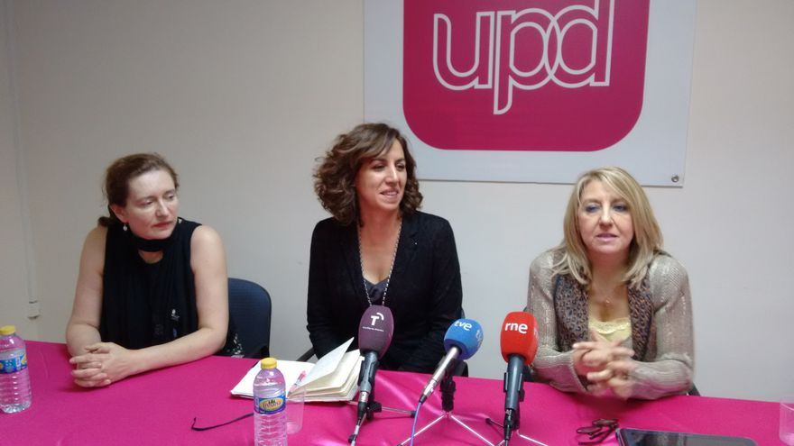 Irene Lozano, Célia Cámara de UPyD
