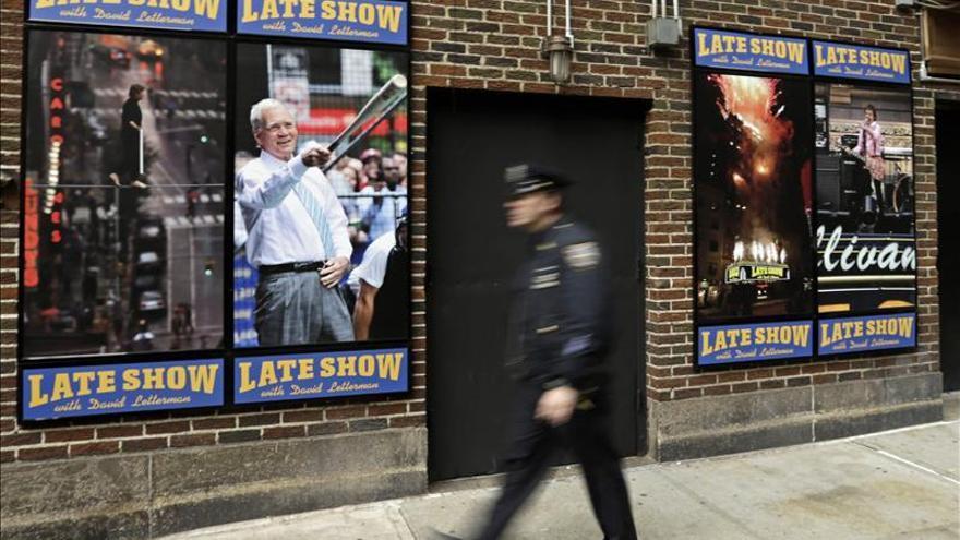 David Letterman cierra una carrera de tres décadas en la televisión de EE.UU.
