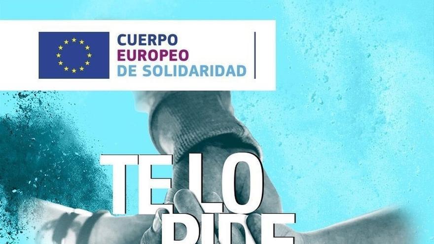 El Cuerpo Europeo de Solidaridad se presenta en Navarra con un evento el próximo 17 de noviembre