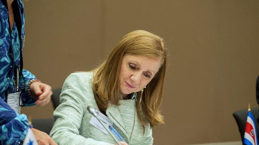 Costa Rica seguirá mecanismo de solución de controversias contra El Salvador