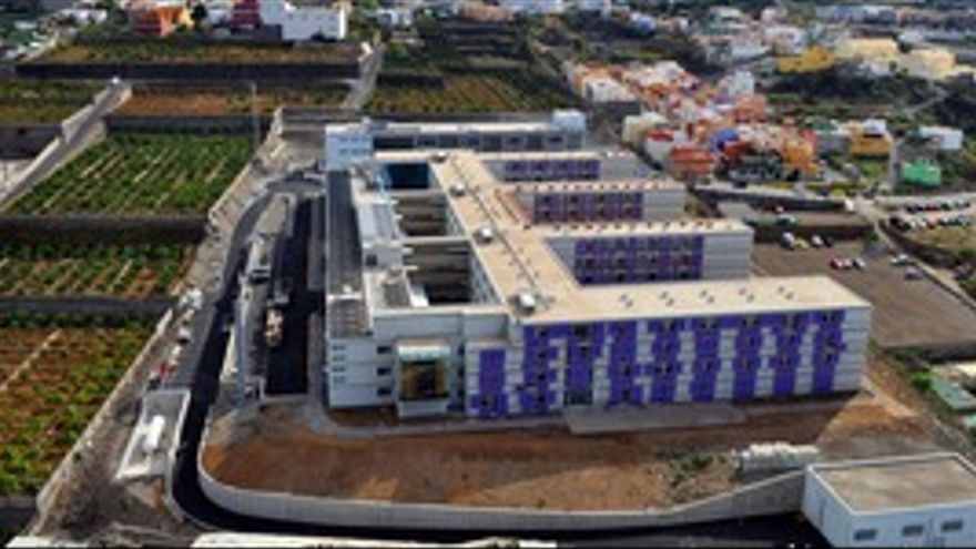 El Hospital del Norte de Tenerife.