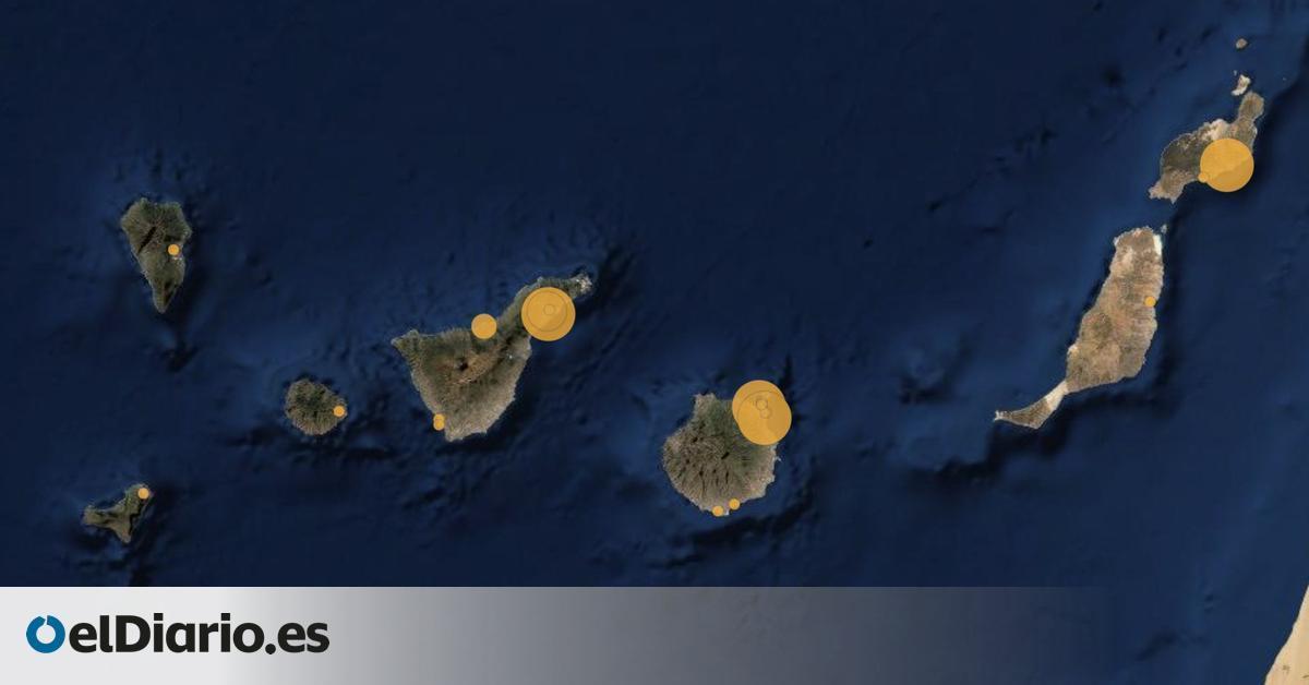 Canarias, la comunidad en la que menos crecen las hospitalizaciones por COVID-19