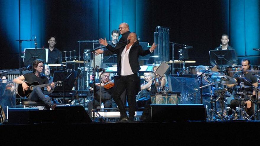 Del concierto de Sting #22