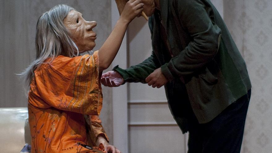 André y Dorine, una historia de amor universal que apela a las emociones, llega a Rambleta.