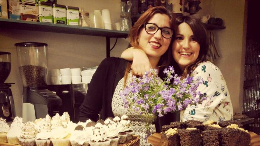 Sandra y Naiara, de Bohemian Lane. Foto: Bohemian Lane