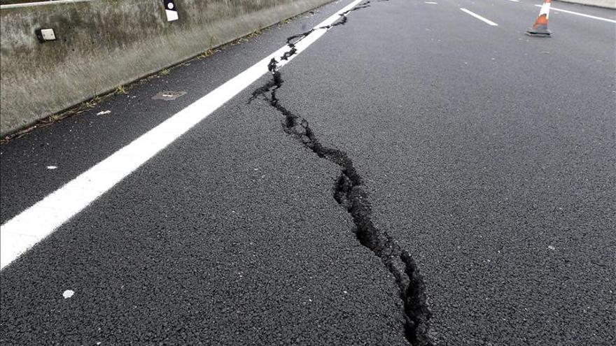 El 72 por ciento de los firmes de carreteras españolas se encuentran muy agrietados