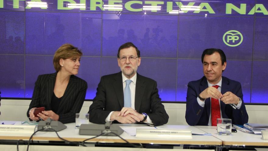 Rajoy apuesta por la continuidad en las listas del PP y solo hay cuatro nuevos 'número uno'