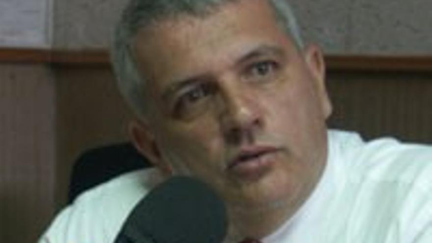 Manuel Marcos Pérez, secretario general del PSC en La Palma.