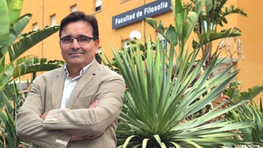 Antonio Campillo Moseguer, filósofo