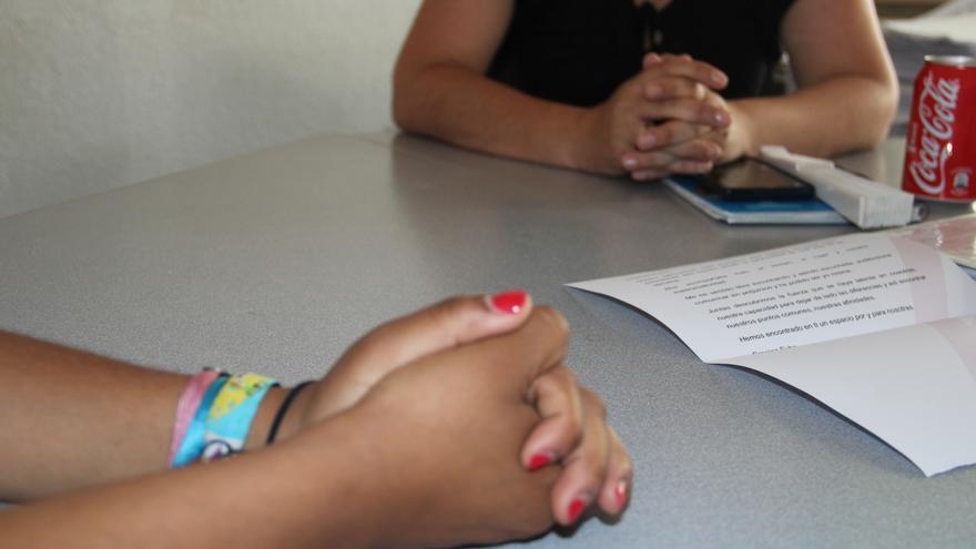 La asociación Apoyo Positivo presta ayuda y asistencia a las personas con VIH. \ S.P