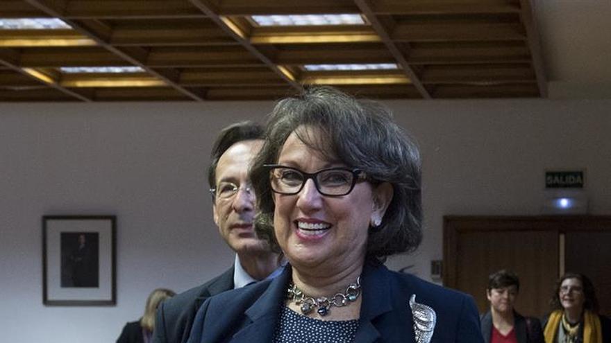 Grynspan explica en el Senado los resultados de la XXV Cumbre Iberoamericana