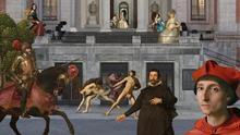 Imagen promocional del Prado para la muestra de 'Reencuentro'