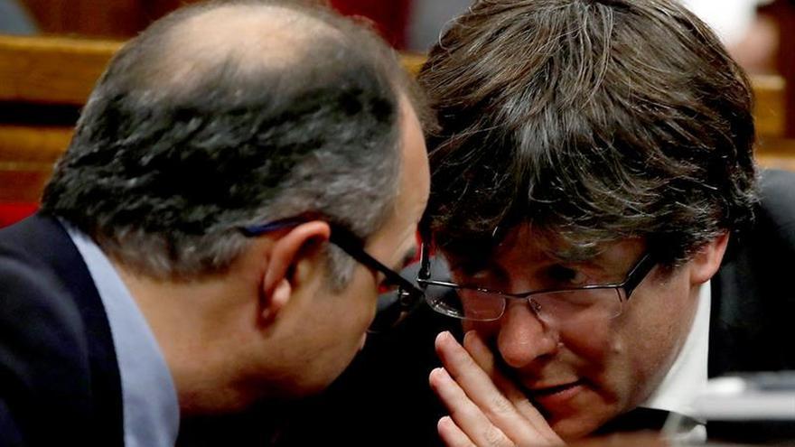 Hacienda denuncia a Puigdemont en el Tribunal de Cuentas por los gastos del 1-O