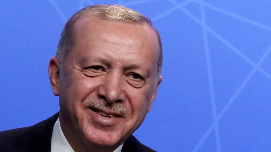 Erdogan inaugura las primeras obras relacionadas con el 'Canal Estambul'