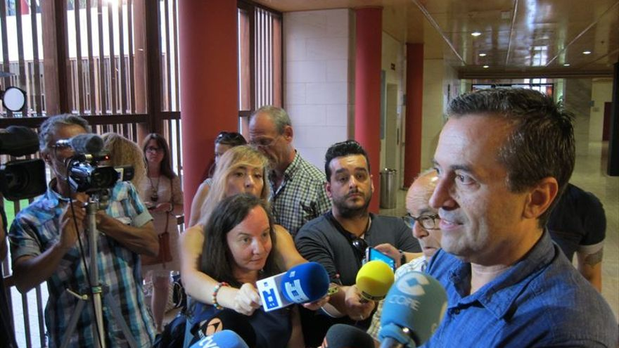José Miguel Ruano, secretario de Organización de CC.