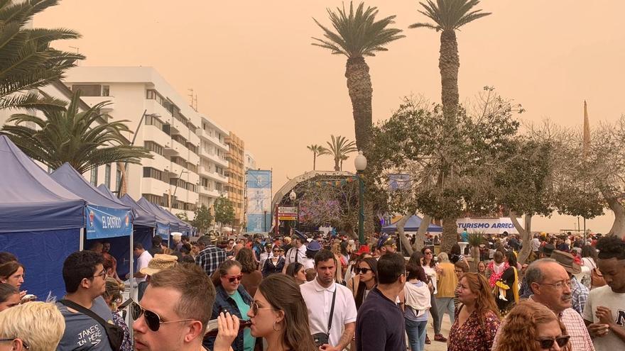 Carnaval de Día en Arrecife, este sábado 22 de febrero.