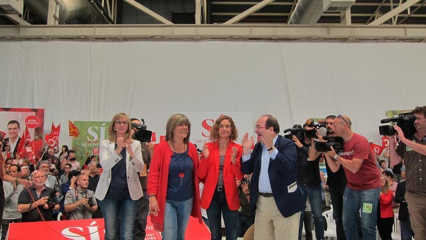 Iceta avisa de que sólo habrá pacto con el PSOE si Pedro Sanchez es presidente