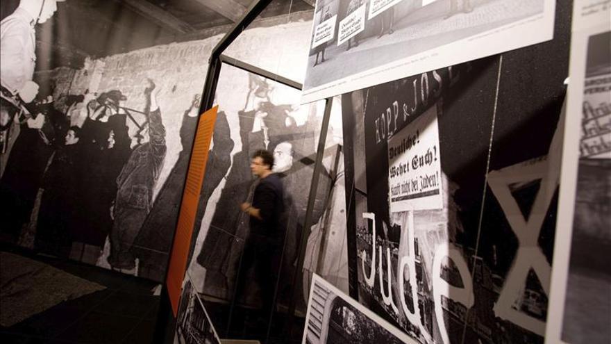 Una exposición resume la llegada de Hitler al poder hace 80 años
